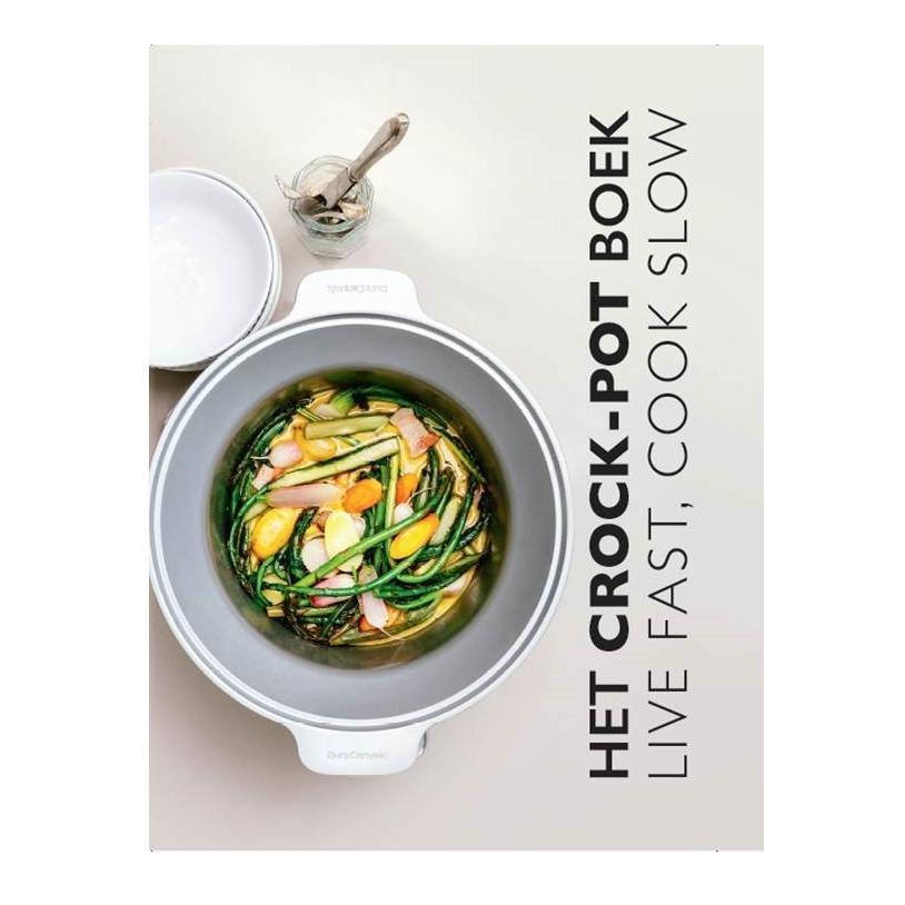 Het Crock-Pot boek