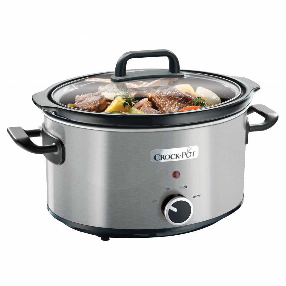 Crock-Pot slow Cooker CR025